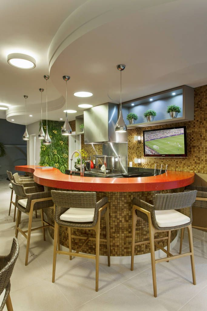 Las 25 mejores ideas sobre mini bares en pinterest - Bares para casas ...