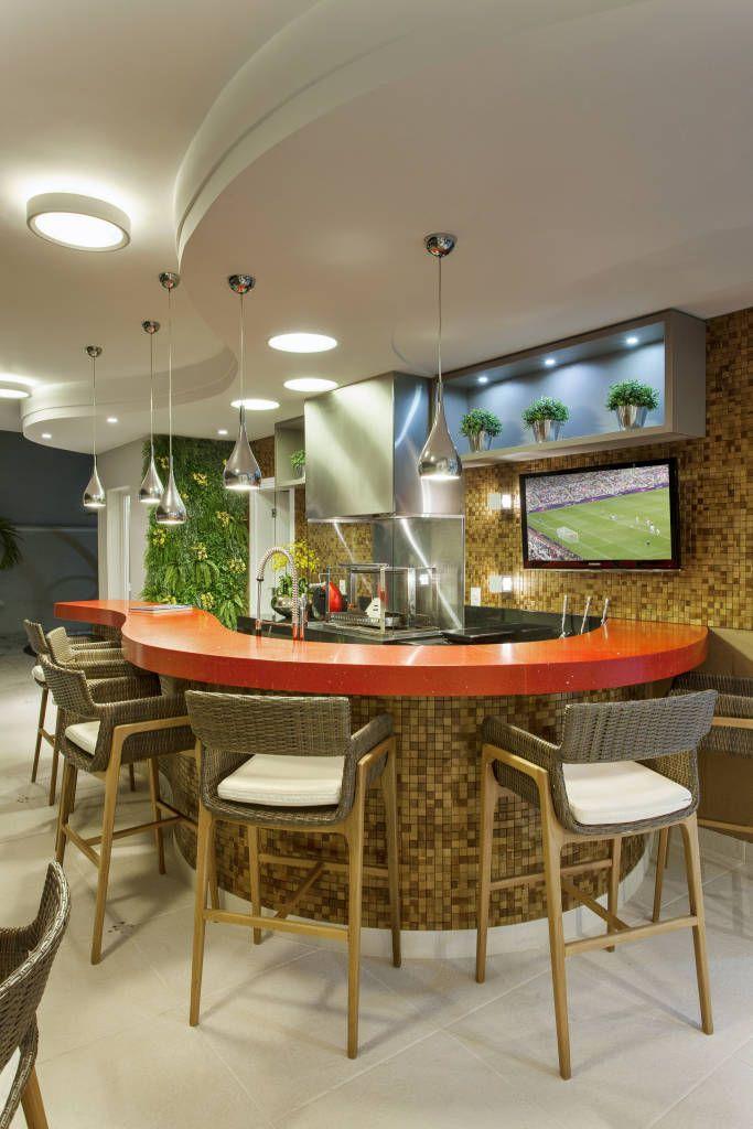 Las 25 mejores ideas sobre mini bares en pinterest - Barras de bar para casas ...