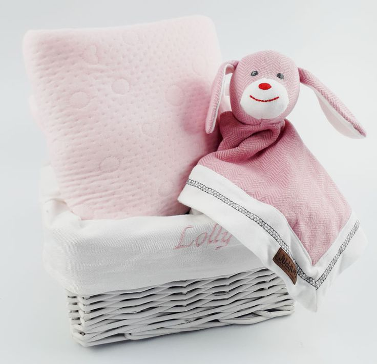 Personalised Rabbit Gift Set