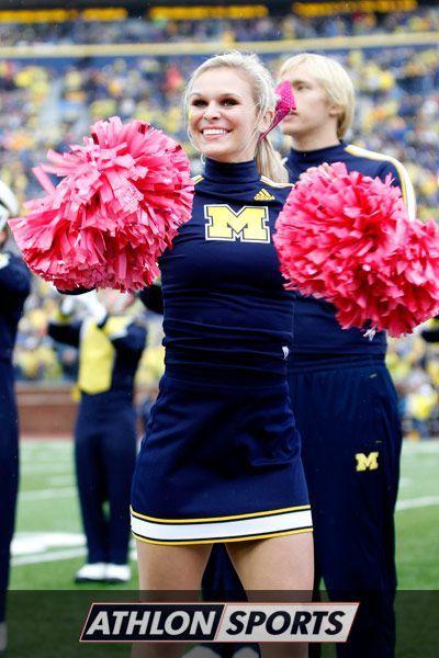 College Football Cheerleaders of Week 7 | AthlonSports.com