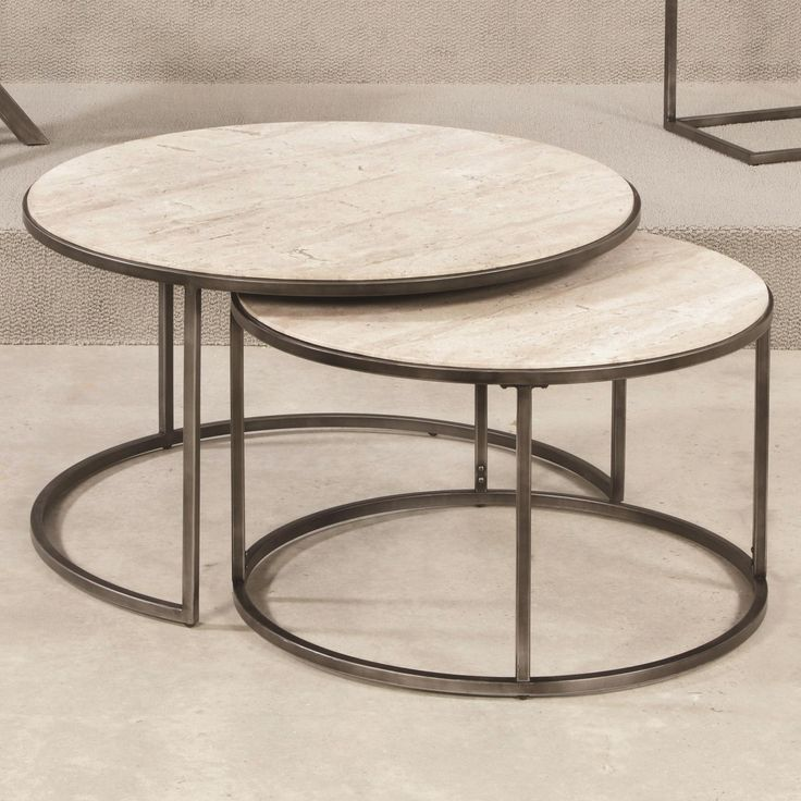 Belfort Modern Basics Round Cocktail Table By Hammary Round Nesting Coffee Tables Nesting