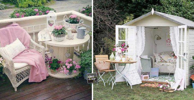 Oltre 25 fantastiche idee su idee per il giardino su for Giardino shabby chic fai da te