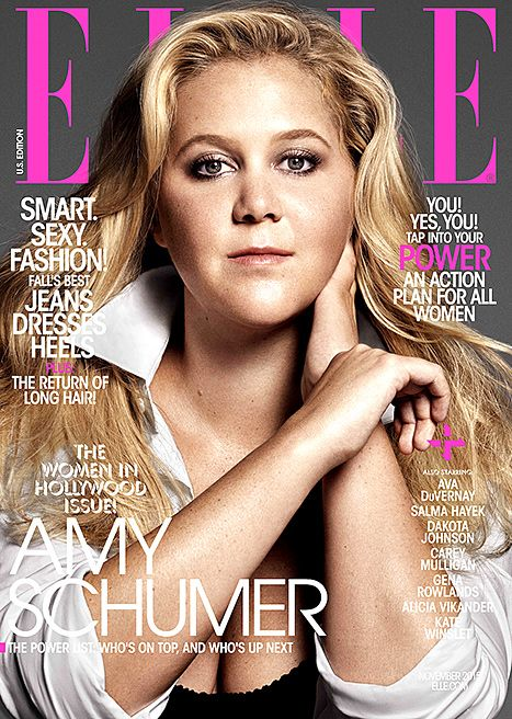 Amy Schumer, Carey Mulligan, More Top Elle's Women in Hollywood List - Us Weekly