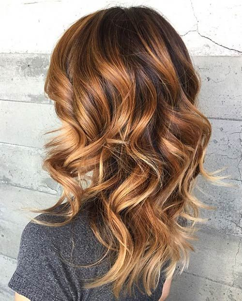 Hot hair 2016 colors for summer