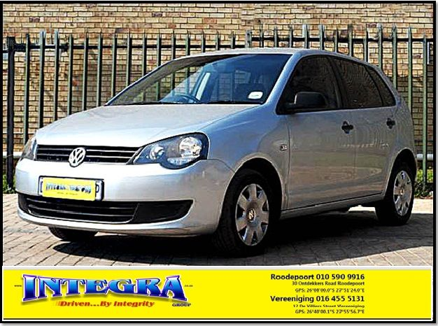 2012 Volkswagen Polo Vivo 1.4 Trend Tip 5Dr for sale!!! For more info kindly contact Integra Motors.