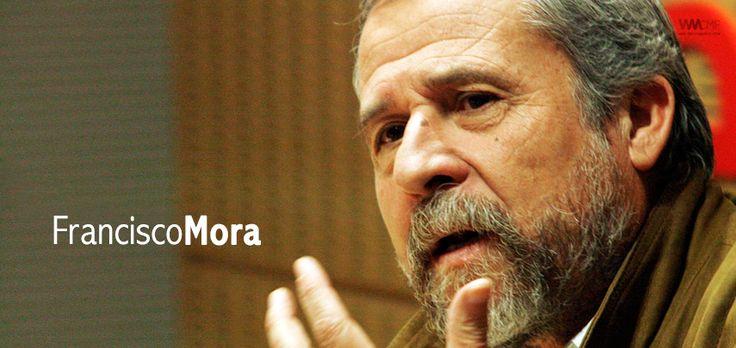 """El doctor en Neurociencia por la Universidad de Oxford Francisco Mora (Granada, 1945), es entrevistado por Javier López:  """"¿Podríamos hablar en estos momentos de biología de la educación?  - Sí, claramente, porque la educación se refleja en"""