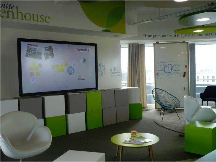 Greenhouse, le laboratoire à idées de Deloitte - Le Monde Informatique