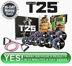 Focus T25 Workout Calendar | Must Read Before You Buy!