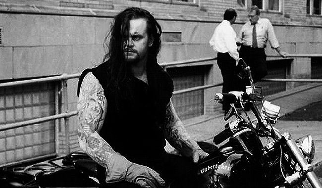 The Undertaker WWF/WWE Superstar.