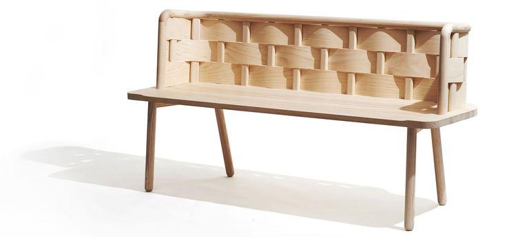 Bendy Bench by FEM #bendybench #studiofem
