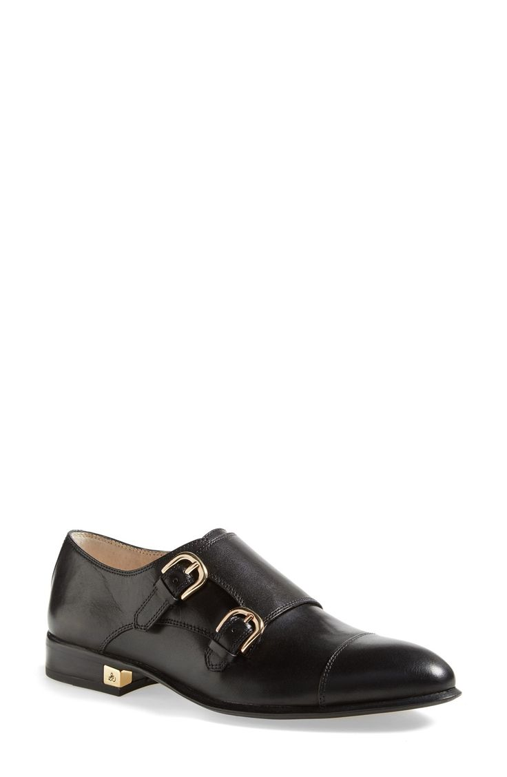 Want to wear these double monk strap flats all season. Love them!