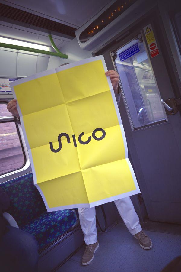 Unico Logotype / Key Business Perugia