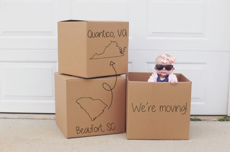 We're moving announcement!