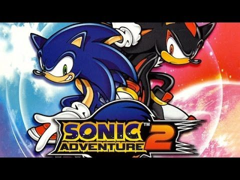 PS3] Sonic Adventure 2 - Story Mode Completed + 169 Emblem Save