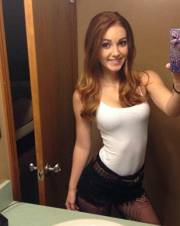 Pin by Chowder Head on Redheads | Girls selfies, Women
