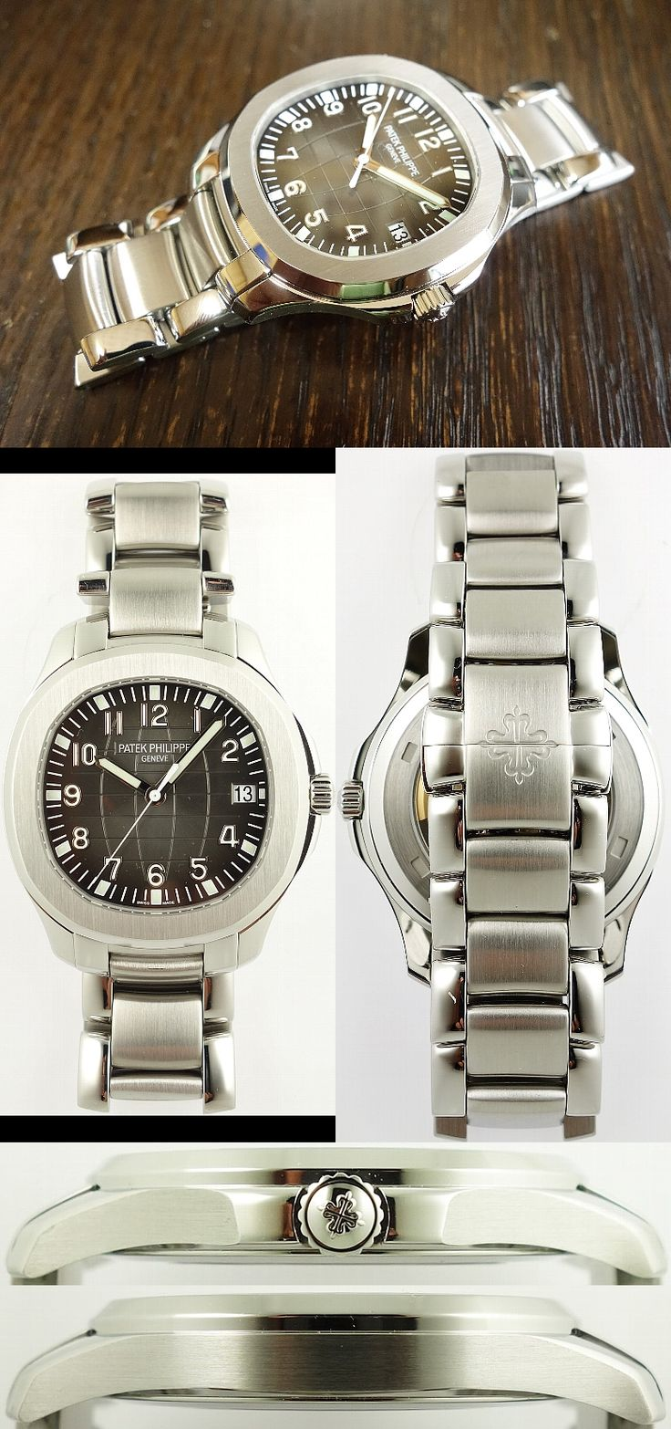 パテック・フィリップ・アクアノート5167A写真 ブランド腕時計といえば、アルファ&オメガ http://www.aaoi.biz/