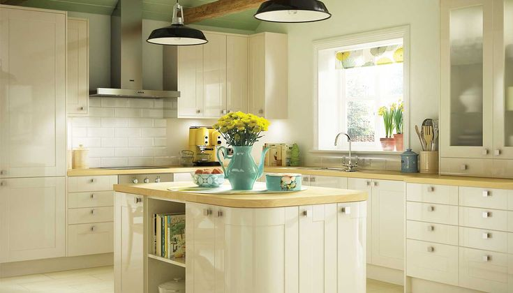 Turin kitchen from benchmarx kitchen pinterest for Kitchen designs cream