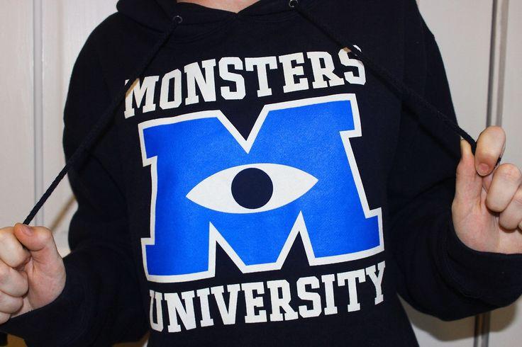 Monsters University Shirt