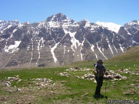 Trekking Turkey; Taurus Mountains Cappadocia Trek - inland