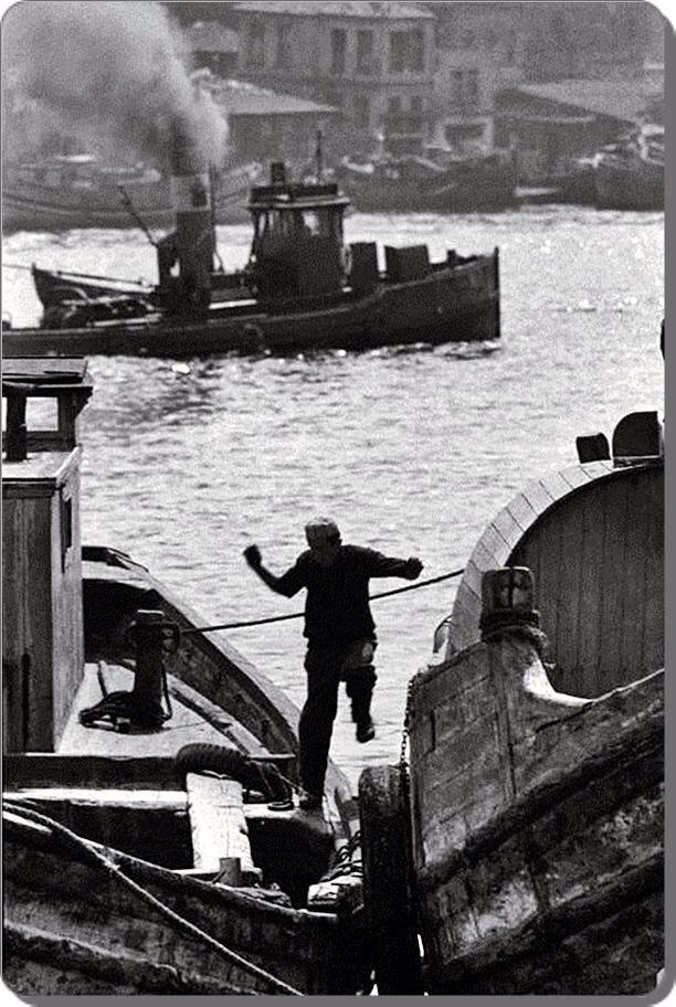 Halic 1960 Photo : Ara Guler