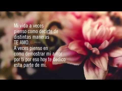 Para ti mi Princesa Hermosa - YouTube