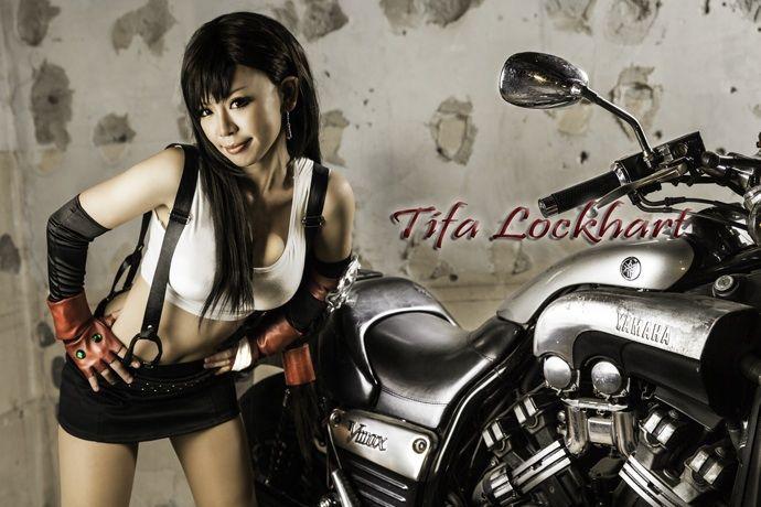 RAIMU(来夢) Tifa Lockhart Cosplay Photo - WorldCosplay