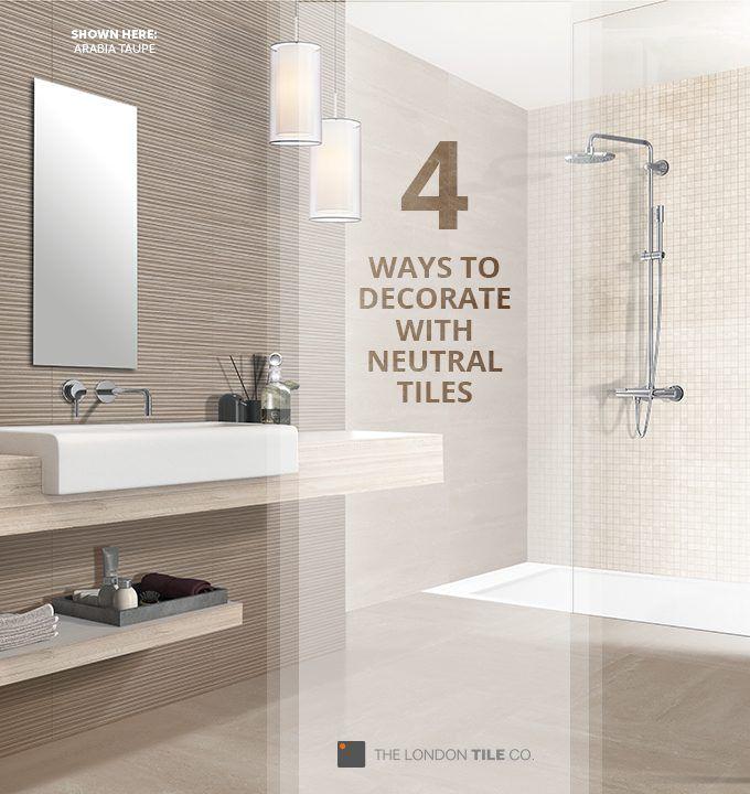 Bathroom Tiles Neutral 122 best natural & neutral tiles images on pinterest | tiles