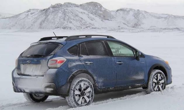 2014 Subaru XV Crosstrek Hybrid  I really want this one.