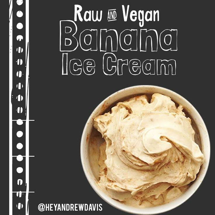 Guilt-Free Banana Ice Cream | Sweetness | Pinterest