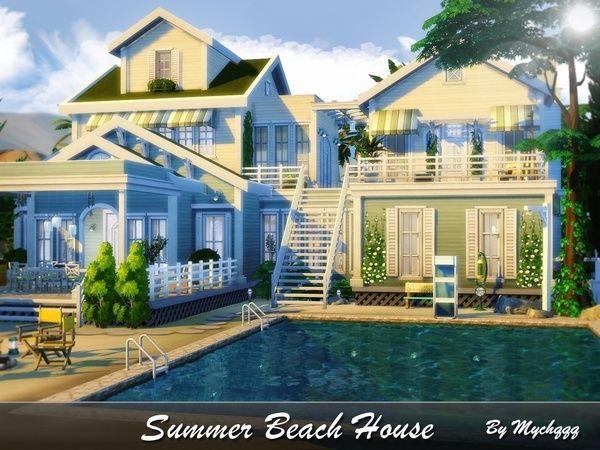 Mychqqq S Summer Beach House With