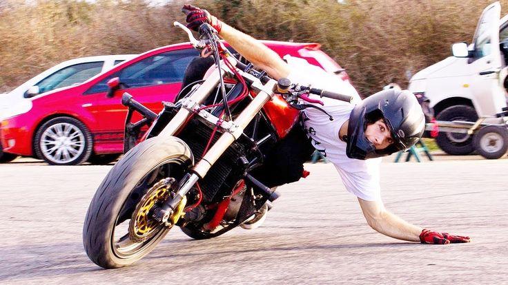 World's Craziest Drifting Motorbike Like A BOSS