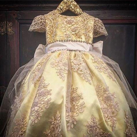 b6b44880597 Vestido de Festa Infantil. Com a estréia do filme A Bela e a Fera ...