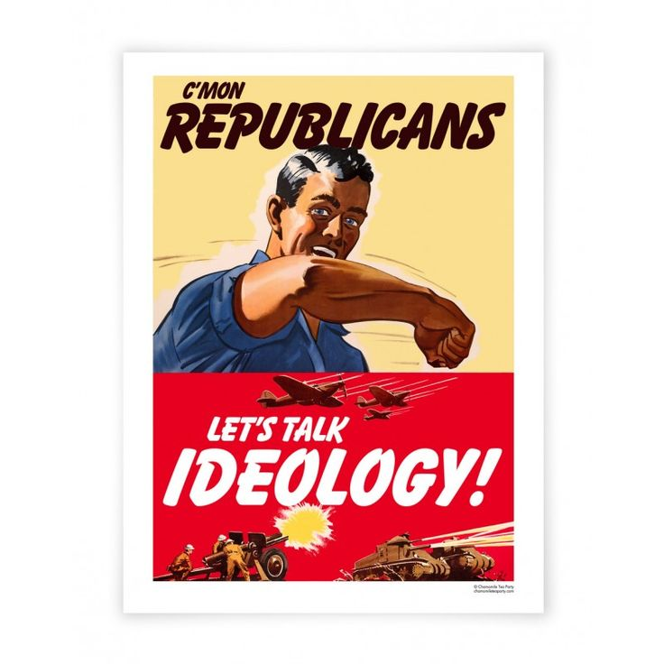 republican ideology and the american This nonpartisan comparison examines the differences between the policies and political positions of the democratic and republican parties on the party presided over the american civil war and reconstruction and was i strongly agree and disagree with both parties ideology b.