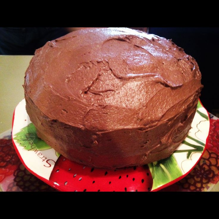 Best Vegan Chocolate Cake | Cakes | Pinterest