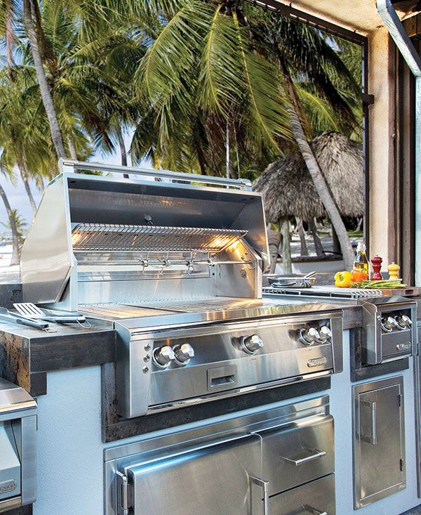 Alfresco Barbecue Grill Available At Snyder Diamond Barbecuegrills Bbq Outdoorbbq Outdoor De Outdoor Kitchen Grill Outdoor Kitchen Best Outdoor Grills