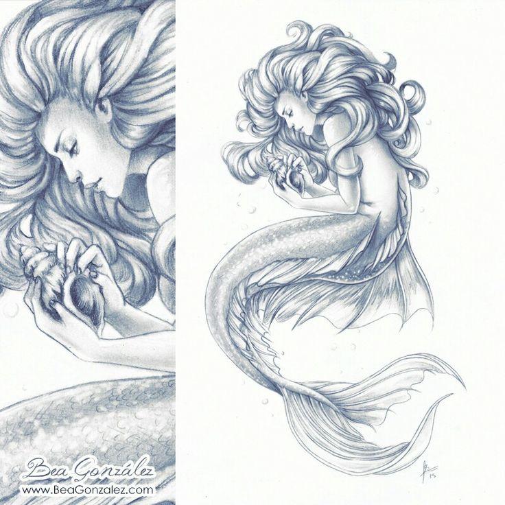 Commission- Mermaid