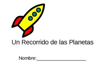 Spanish Planet Book