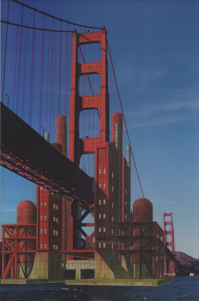 7 Surprising Structures That Would Have Transformed San Francisco