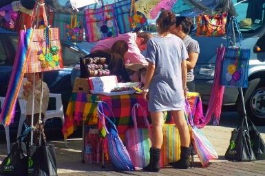 Docklands Sunday Market 24 Newquay Promenade Docklands VIC 3008 Opposite Harbour Town Shopping Centre.