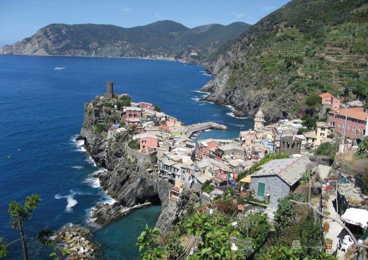 Cinque Terre: de fem italenske byer_Vernazza