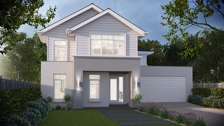 House design rochford porter davis homes front of for Porter davis waldorf b