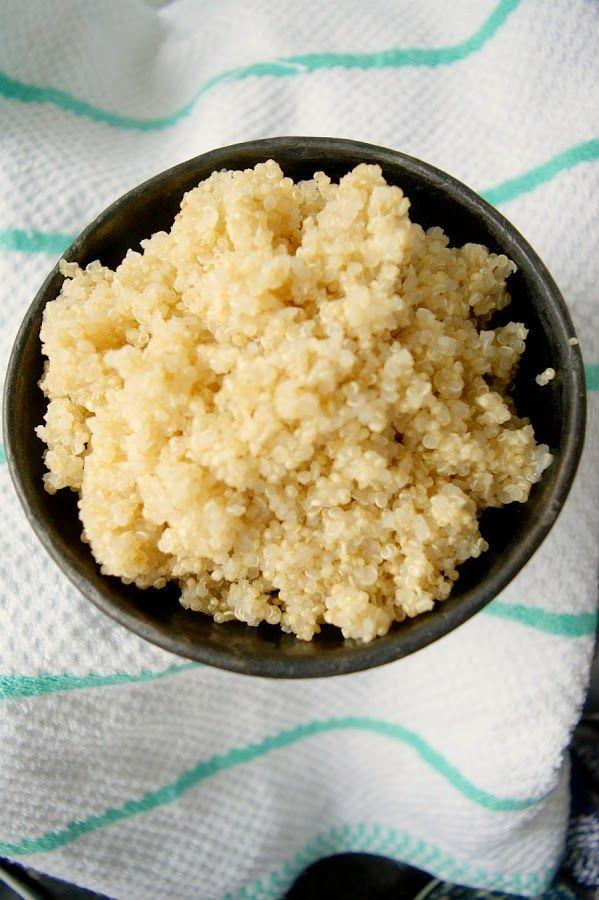No te pierdas detalle de este post del blog PATTY'S CAKE con el que podrás aprender a cocer la quinoa para aprovechar su sabor y todas sus propiedades.