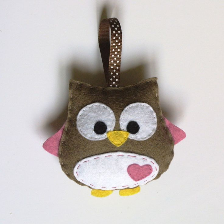 DIY OWL PATTERN.