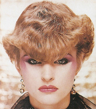 Woman's Hair Style 110 Best 1980's Hairstyles Images On Pinterest  Hairdos 1980S