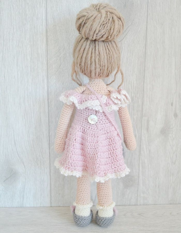 19 best Amiguri images on Pinterest | Crochet animals, Boy doll and ...