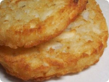 hashbrowns | Hash Browns – easy peasy!