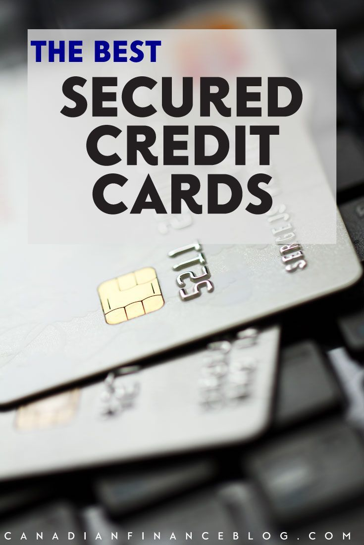 How to build credit with a credit card in canada