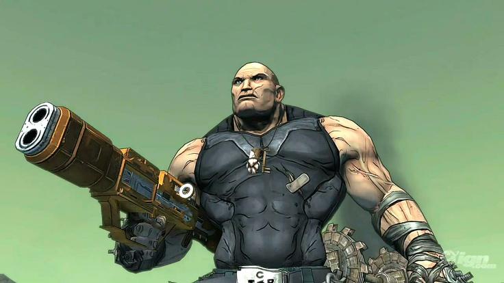 29 best Unit 72 Cel-shaded Games images on Pinterest ... Borderlands Characters Brick