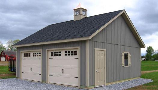 28 best garage plans plan a images on pinterest for Collector car garage plans