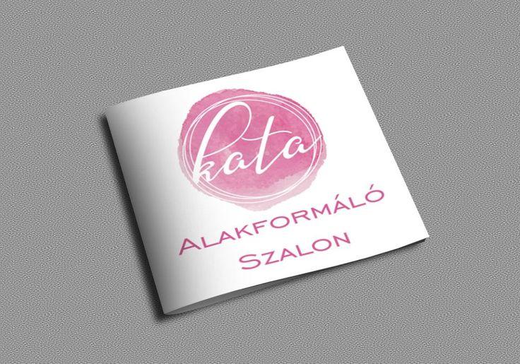 Kata Szalon logo by Zsu-Webdesign